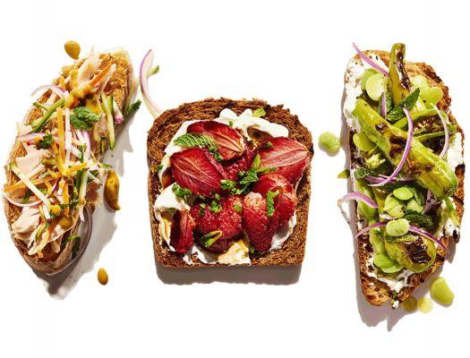 Бутерброды стройности: рецепты от диетологов
